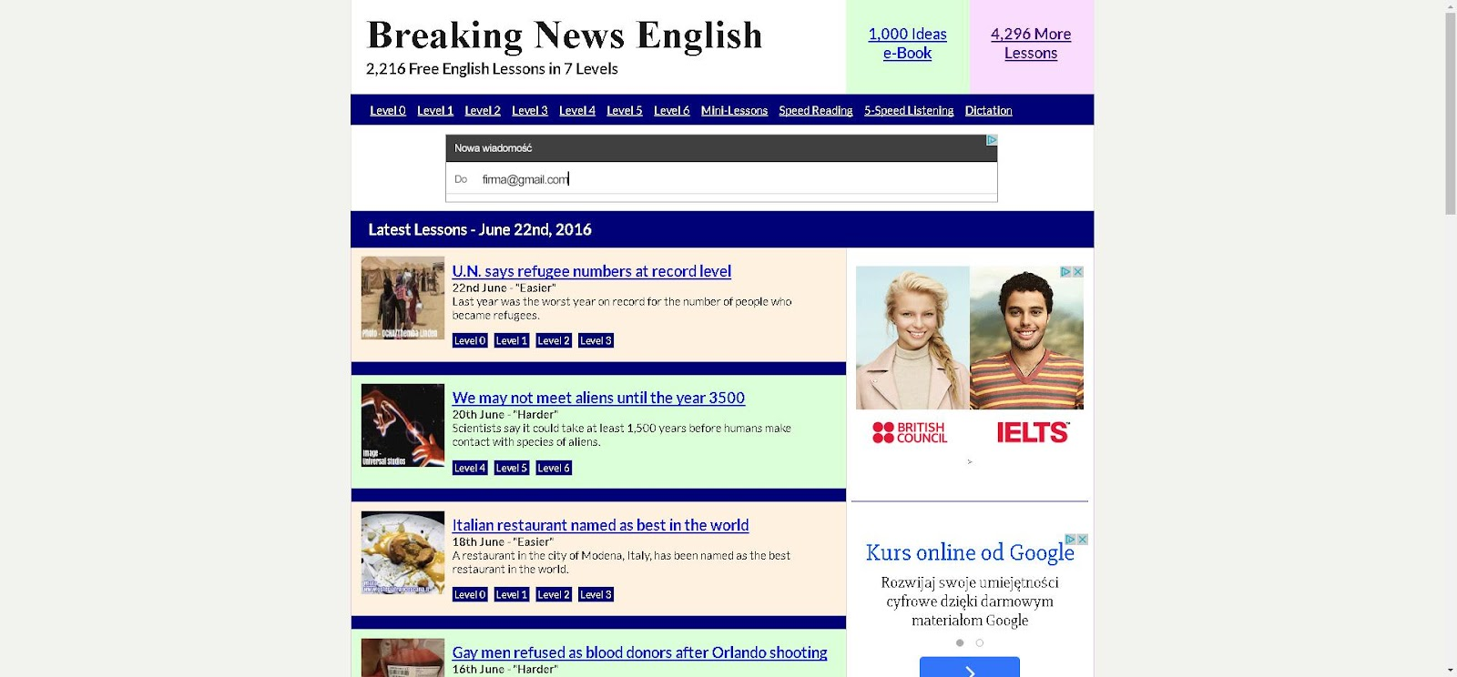 Breaking News English Lessons- Easy English News - Current Events.jpg
