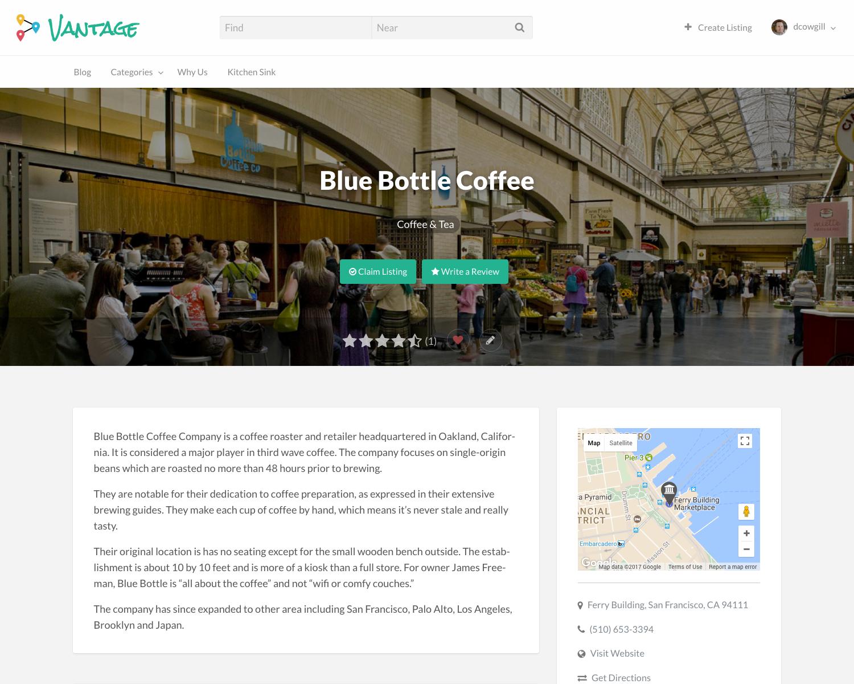location based wordpress directory theme example