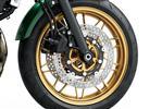 Spoke-Style Cast Wheels