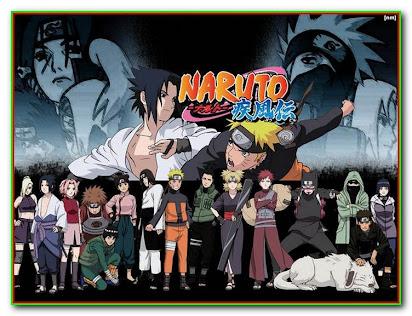 Energian Saasto—These Naruto Episode 107 Narutoget