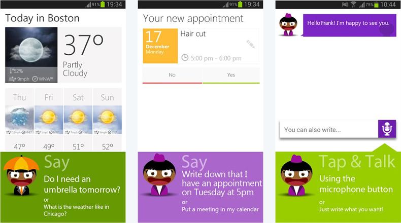 Top 12 AI Personal Assistant Apps for Android 3
