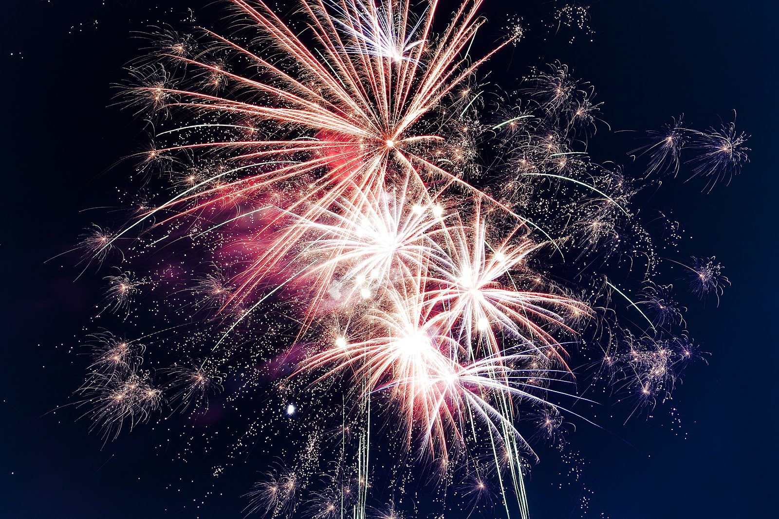 Fireworks Pexels