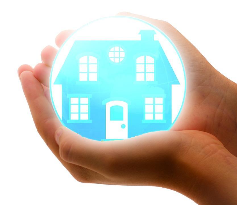Seguro De Casa, Proteger, Casa, La Atención, Seguro