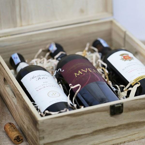Giá rượu vang Pháp hàng xách tay