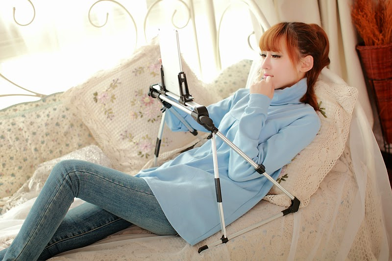 rotating neck longest design ipad holder fr the tablet stand all mount decoration for bed