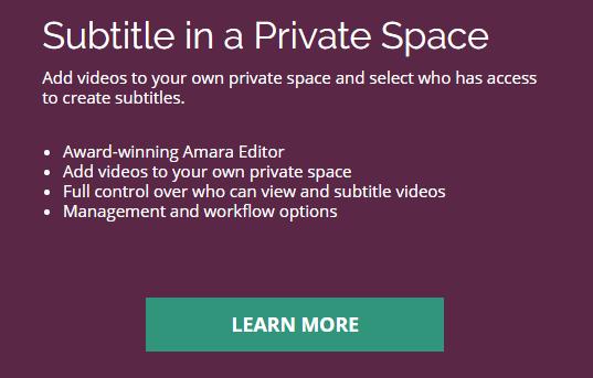 Amara Enterprise Graphic screenshot