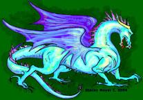 Dragon to Color