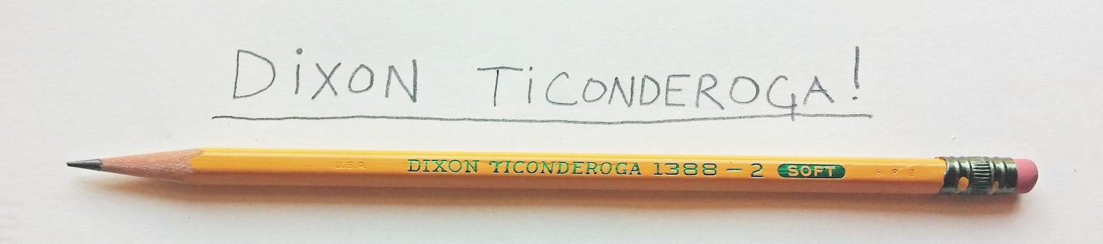 Dixon Ticonderoga 1.jpg