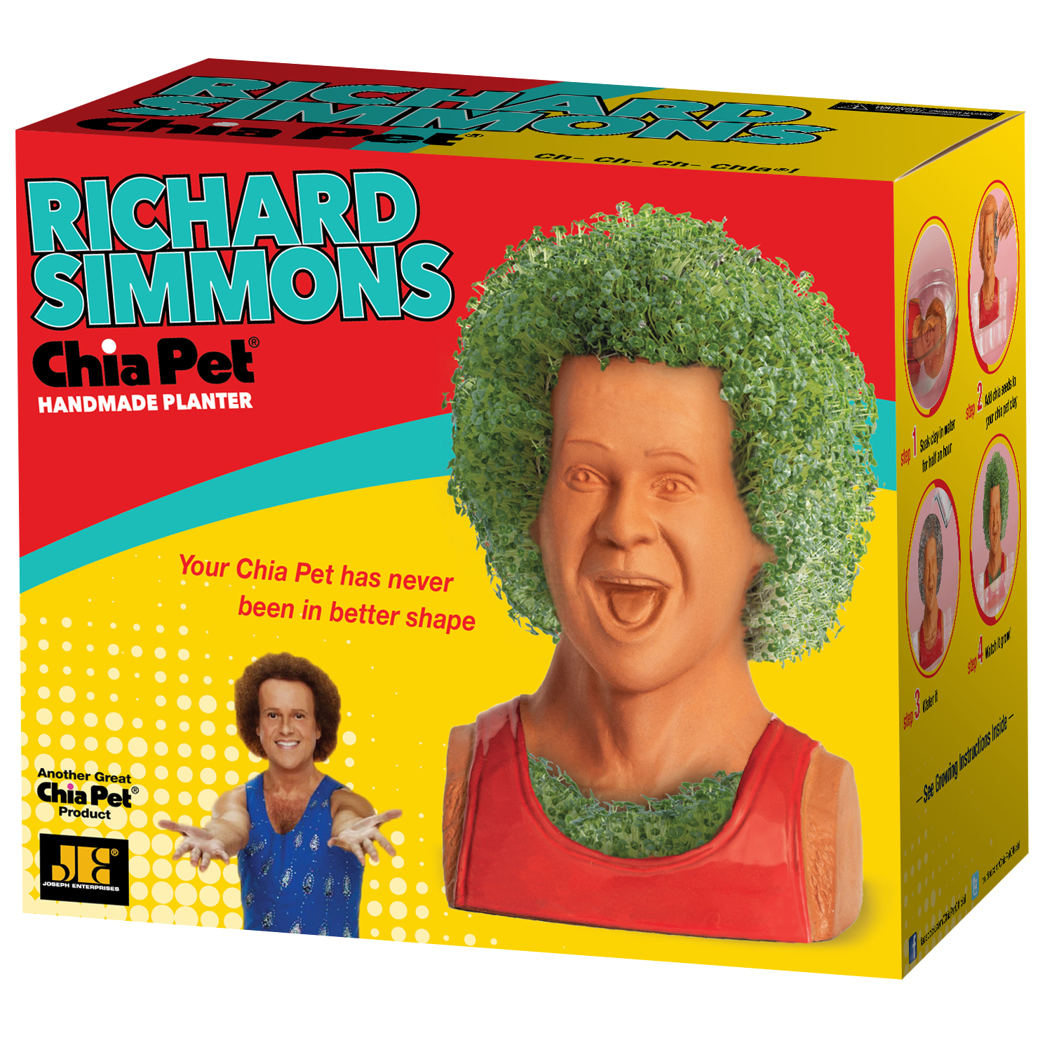 Fun Holiday Gifts From Chia Pet! - Dad of Divas
