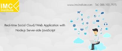 Realtime social/Enterprise Web App with Node js