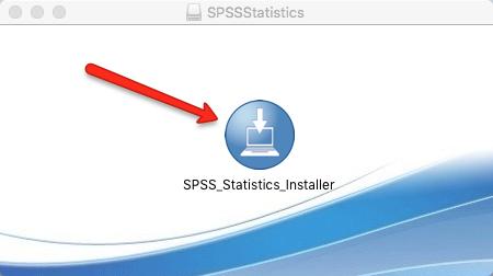 SPSS Installer Mac Icon