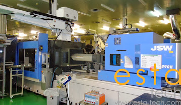 JSW J550AD-890H (2010) Electric Plastic Injection Moulding Machine