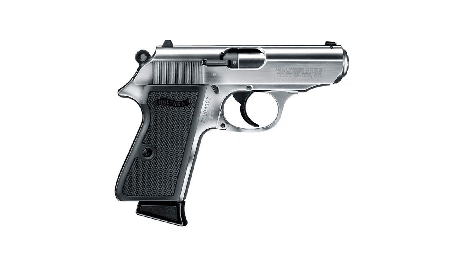 Walther PPK/S pistol