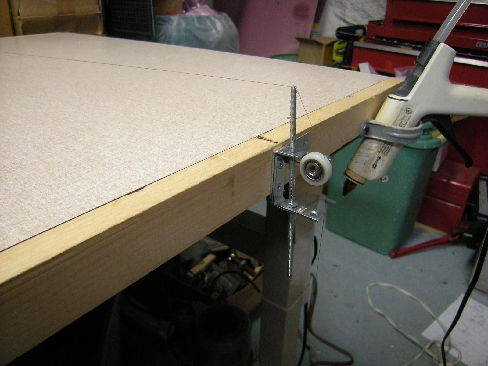 Foam Cutting Jig