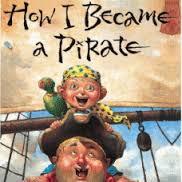 Image result for how i became a pirate title treatment