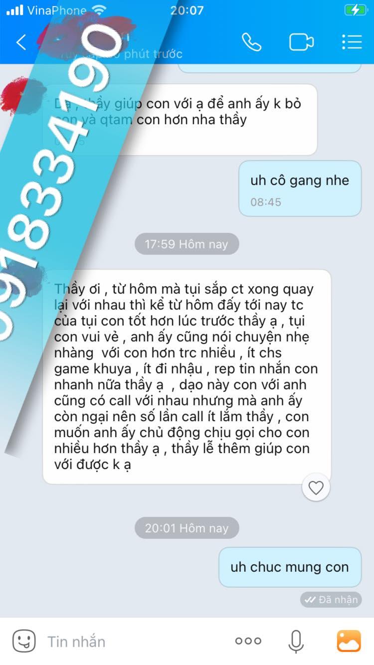 Lý do vì sao tôi tìm kiếm thầy bùa yêu ở Bắc Giang