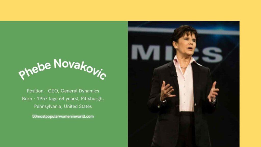 Phebe Novakovic