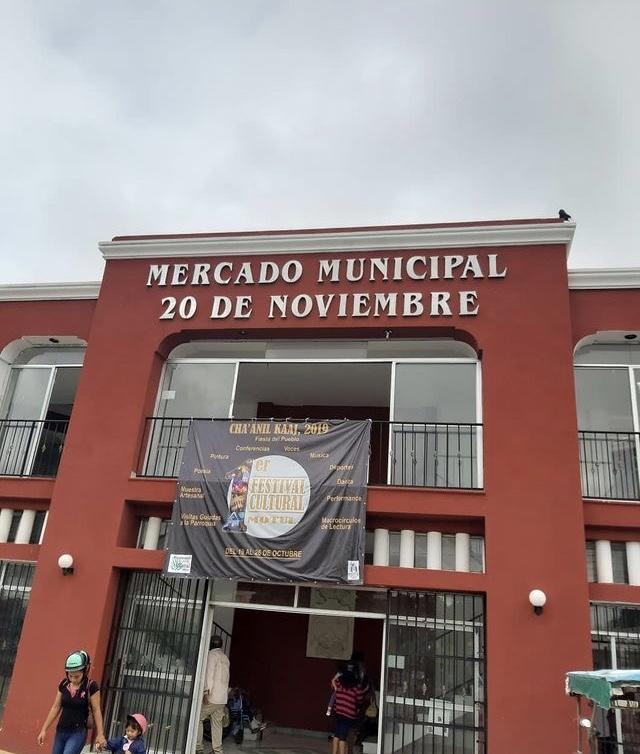 mercado municipal de motul