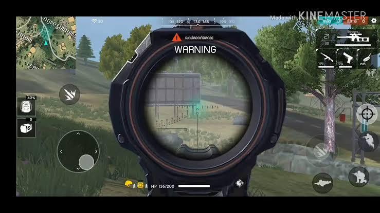 เทคนิคการยิงปืนฟีฟาย 1