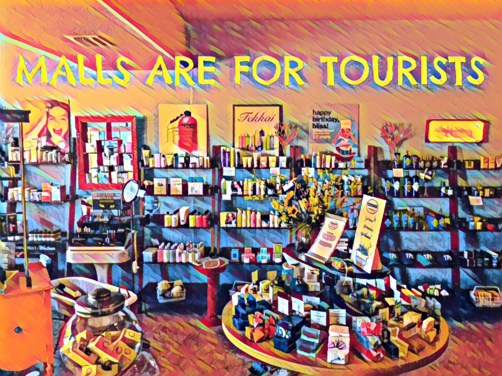 Photo graphic of Cleanse Apothecary's shop interior