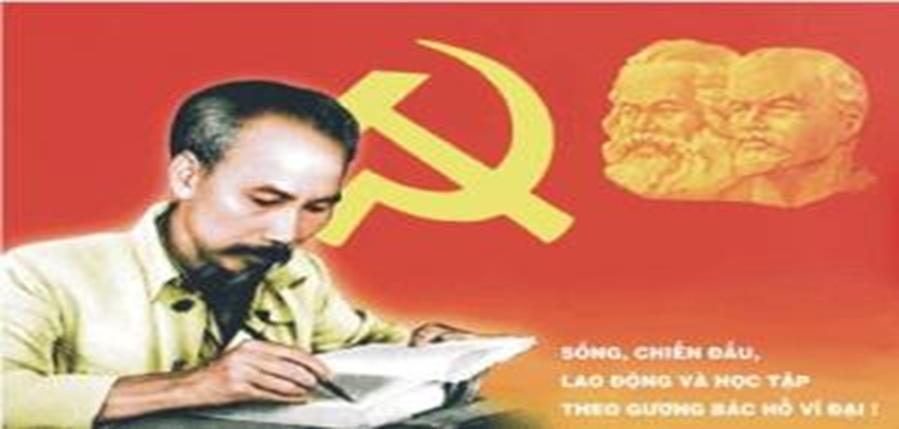 """Nội dung sinh hoạt chính trị dưới cờ tháng 7/2018 """"Nêu cao tinh thần trách nhiệm của cán bộ, đảng viên, công chức theo tư tưởng Hồ Chí Minh"""""""