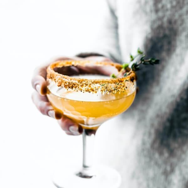 調酒教學-Orange-Blossom-菊花