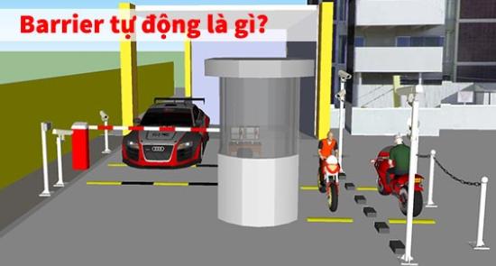 Barie giúp phân luồng giao thông hiệu quả nhất