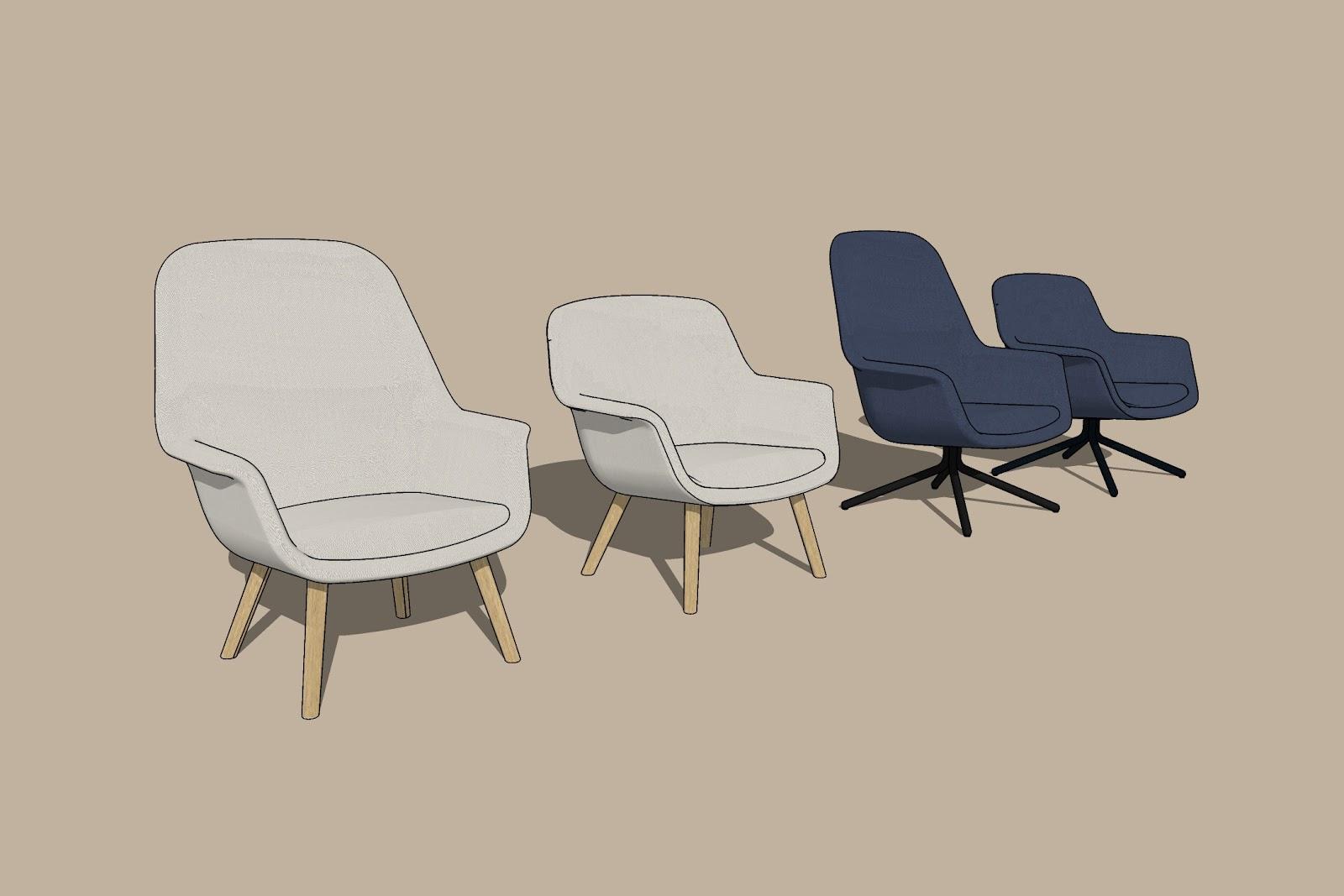 Çalışma Alanları İçin Mobilya Tasarımı: Danimarka Tarzı 10