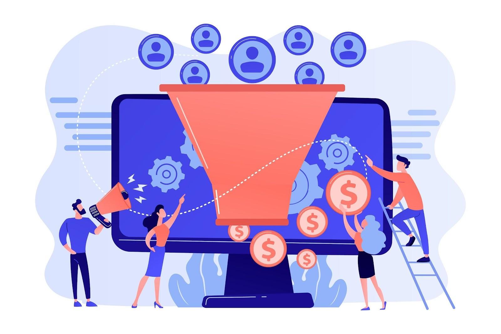 Segmenta tu público para incrementar la tasa de conversión en tu web