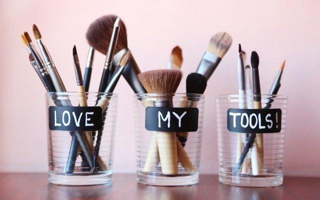 Как ухаживать за кистями для макияжа | Все буде добре