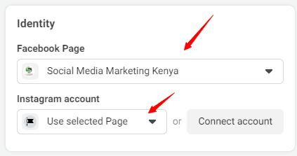 facebook page in kenya