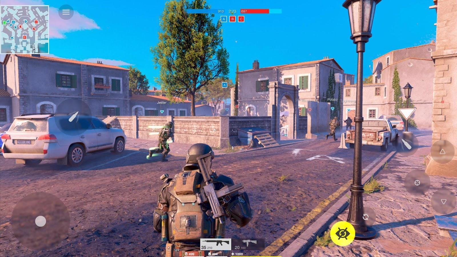 Online Mobile Games - Battle Prime Online