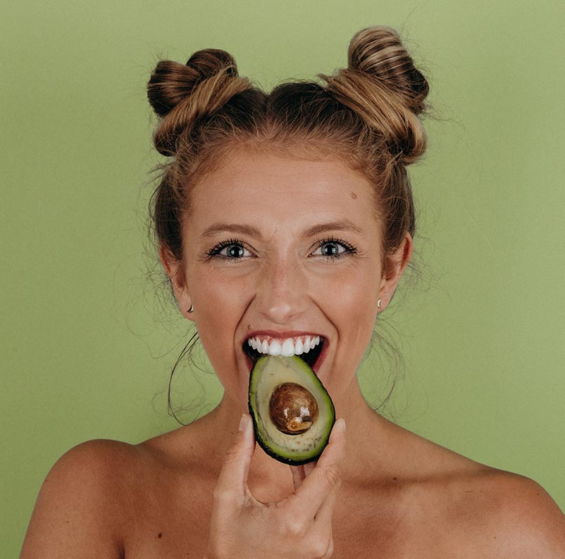 Avocado is a superfood that enhances performance naturally