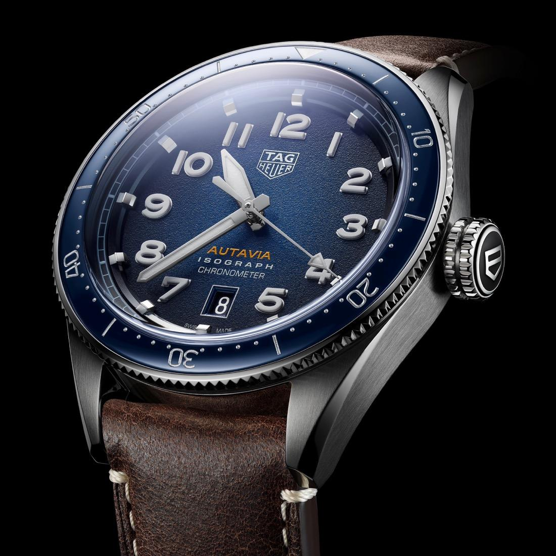 Introducing the TAG Heuer Autavia Isograph   Wrist Watch Review