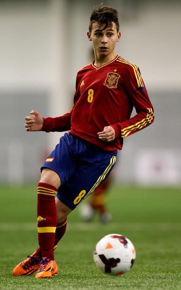 Spain v Denmark