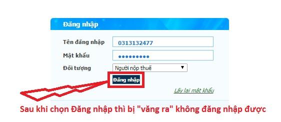 sửa lỗi không đăng nhập được trên nhantokhai.gdt.gov.vn