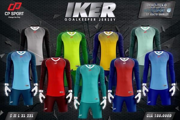 Màu sắc Iker