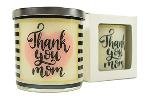 Thank You Mom Candle
