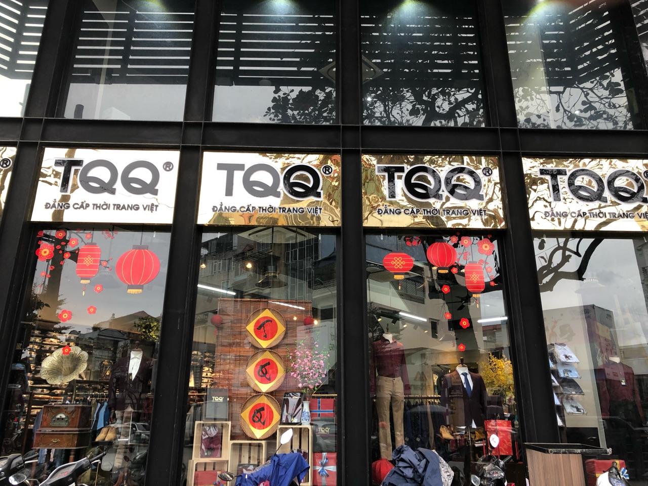 Cửa hàng TQQ - địa chỉ cung cấp áo sơ mi nam tốt nhất hiện nay