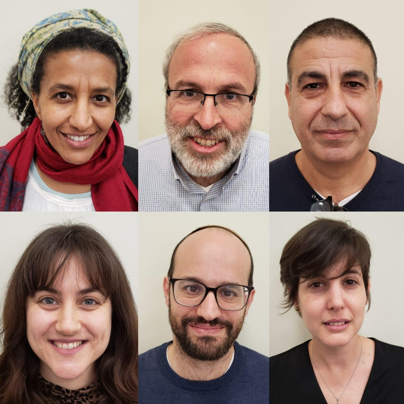 The multicultural faces of MAKOM (Courtesy: JNF-USA)