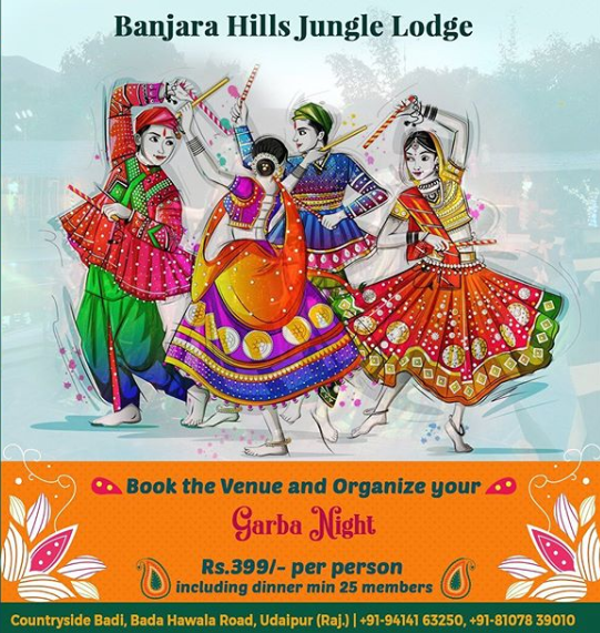 dandiya Nights in Udaipur