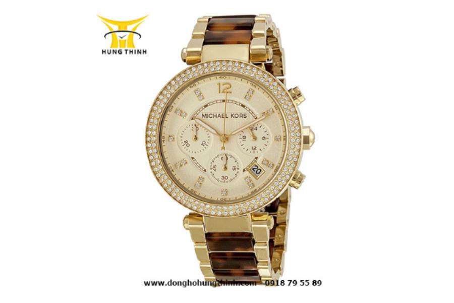 Một mẫu đồng hồ MK nữ chính hãng dây đá độc đáo, thời trang với phối màu đỉnh cao không thể không bỏ qua! (Chi tiết sản phẩm tại đây)