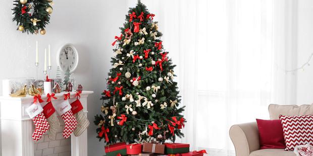 Tại sao màu xanh lá và màu đỏ là màu của Giáng sinh?