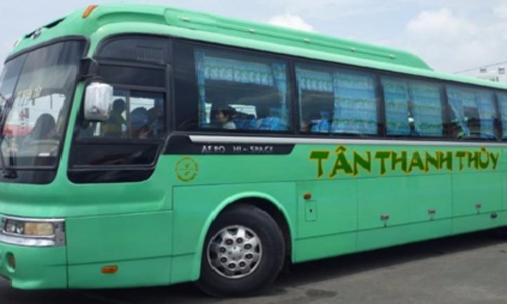 Xe Tân Thanh Thủy từ Sài Gòn đi Trà Vinh