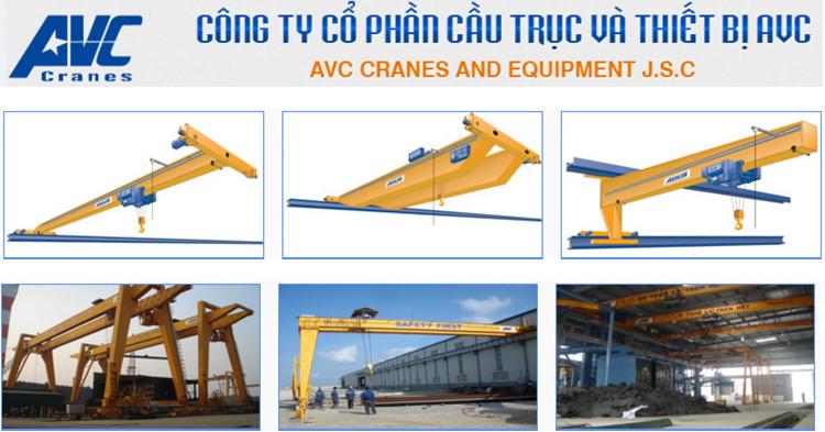 Công ty cổ phần cầu trục và thiết bị AVC