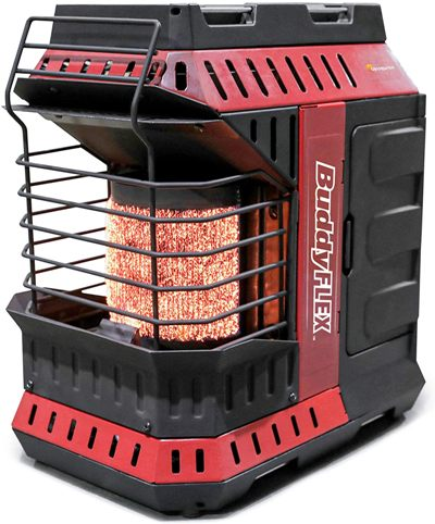 Mr. Heater MH11BFLEX Portable Propane Heater