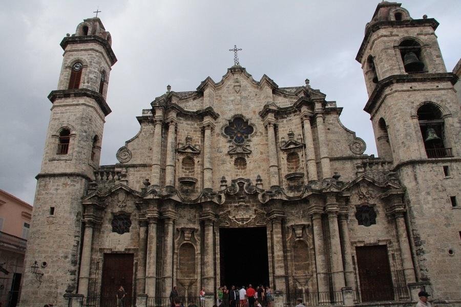 古巴政府對基督教大肆迫害拆除教堂。圖為哈瓦那一處教堂。(Photo by Rick on Flickr used under Creative Commons license)