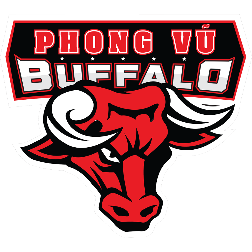 Znalezione obrazy dla zapytania phong vu buffalo logo