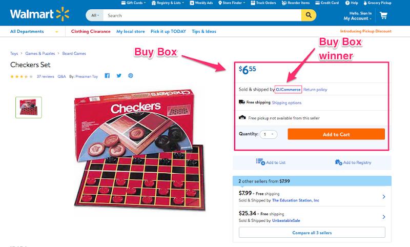 Buy box example.