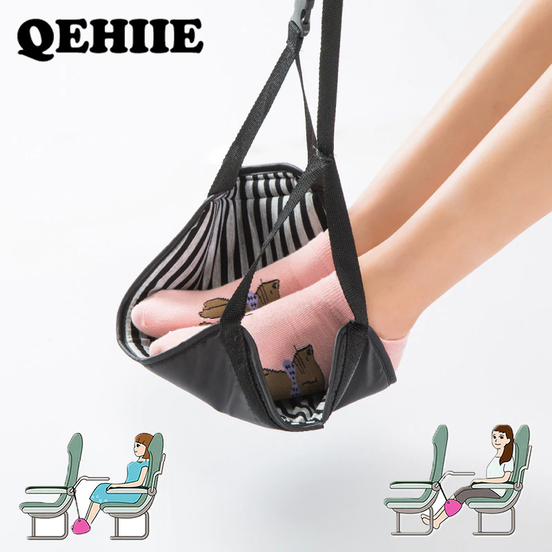 Portable Foot Rest Hammock For Holiday Destinations In Thailand